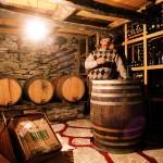 Griekenland wijnkelder