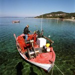 Griekenland visser