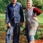Aardappelverbouwer Duitsland Eifel