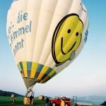 Ballonvaart Duitsland Eifel