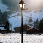 Zwitserland Diablerets Lantaarn