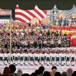 Merdeka parade onafhankelijkheidsdag in Putrajaya 1