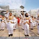 Merdeka parade onafhankelijkheidsdag in Putrajaya 2