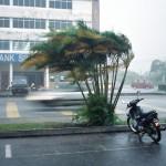 mousson op Sarawak