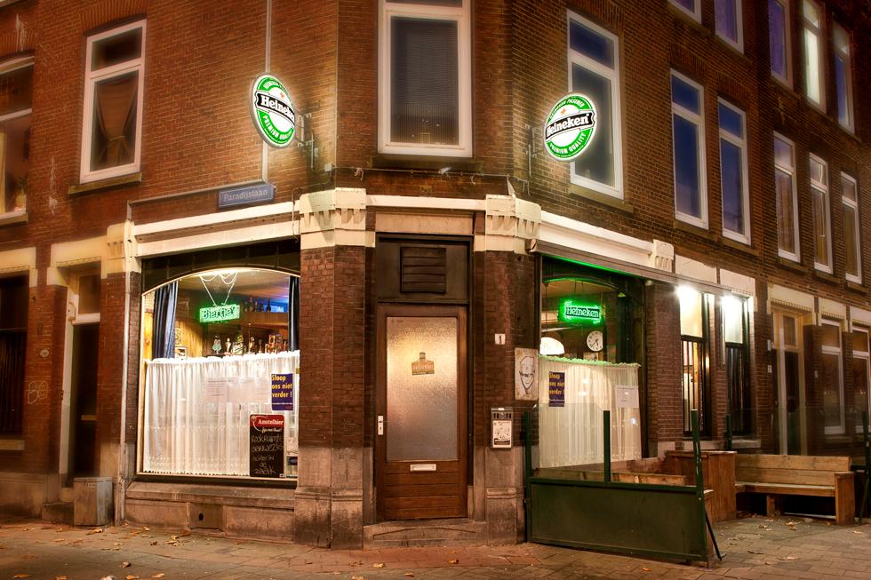 Café Wandeloord Nieuw-Crooswijk Rotterdam