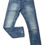 Jeans donker