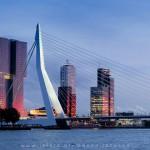 Kop van Zuid, Erasmusbrug en de 'Rotterdam' Rotterdam
