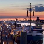 Maashaven staand Rotterdam