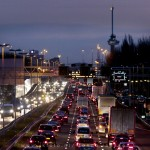 Rijksweg A13 Rotterdam