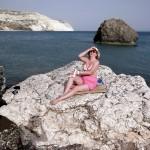 Cyprus De rots van Aphrodite